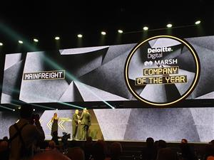 Deloitte Top 200 Names Mainfreight Company of the Year and Don Braid Executive of the Decade