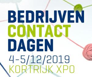 Mainfreight op de Bedrijven Contact Dagen te Kortrijk Xpo