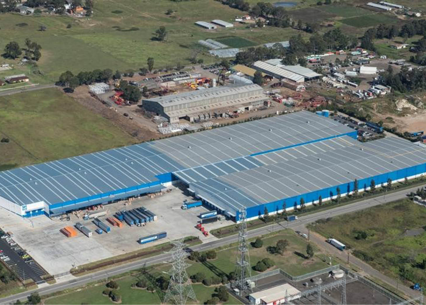 Sydney Mainfreight Warehousing - Prestons