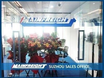 Mainfreight opens in Suzhou, China