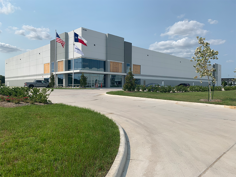 We are moving! | Mainfreight Houston
