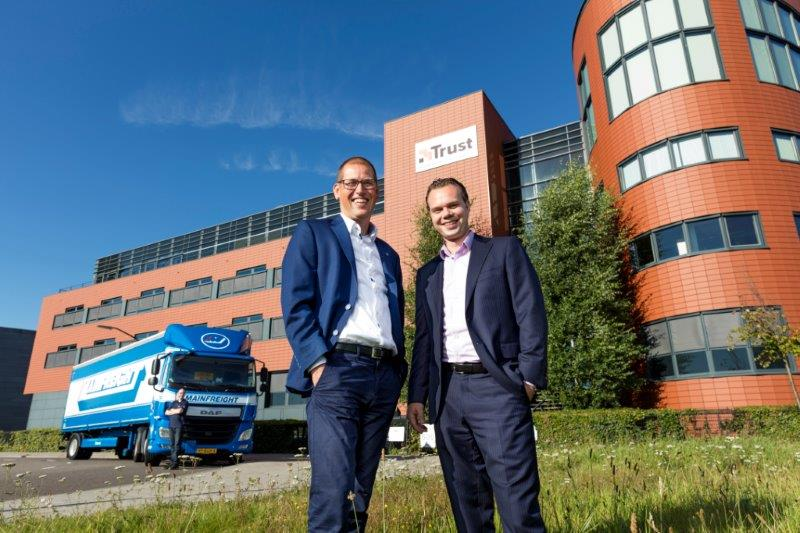 "Collaboration between Mainfreight and Trust ""a bright future"""